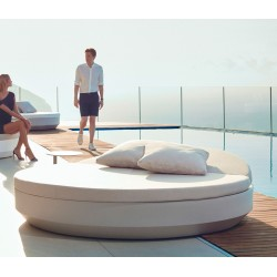 Vela Daybed Vondom Reclinable